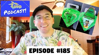 DPB Podcast #185: Disney Pin News & Pin Trading 20th Anniversary Pins!