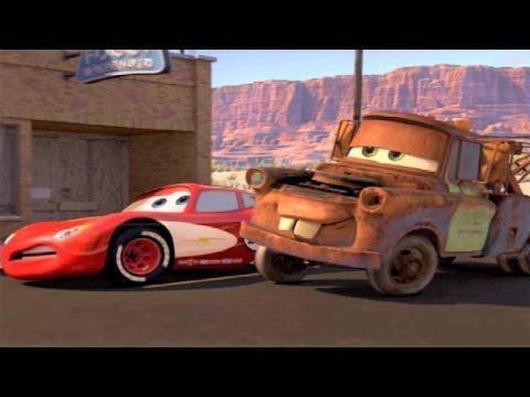 Disney Pixar Cars Toon Mater's Tall Tales Level 1 Gameplay Walkthrough HD |