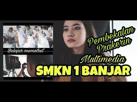 Potret Anak MULTIMEDIA SMKN 1 BANJAR|| Pembekalan Prakerin Multimedia ||