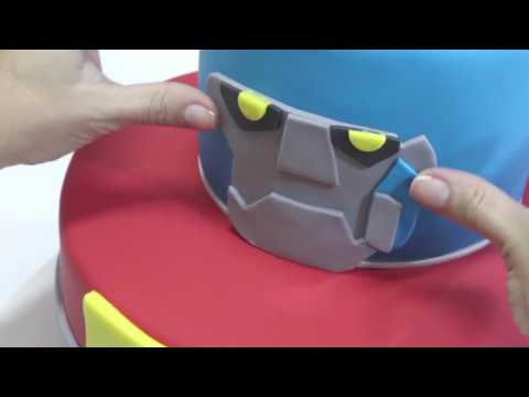 Transformers Cake - CAKE HUB