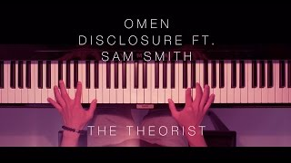 Disclosure ft. Sam Smith - Omen | The Theorist Piano Cover
