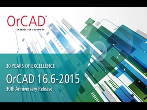 Cadence orcad 16 6 (Full Crack) - YouTube
