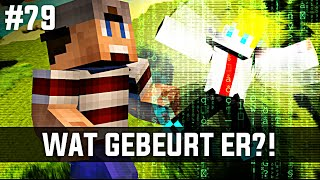 Minecraft survival #79 - WAT GEBEURT ER?!