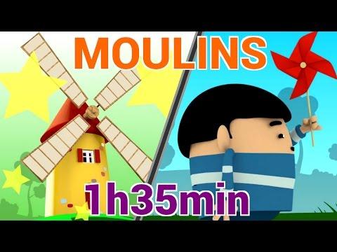 Comptines des Moulins - Les Patapons