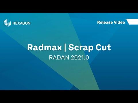 Radmax Scrapcut | RADAN 2021