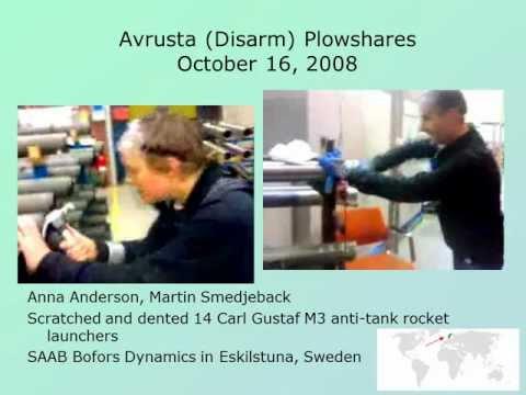 Plowshares Movement History