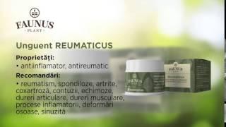Unguent Reumaticus - Faunus Plant