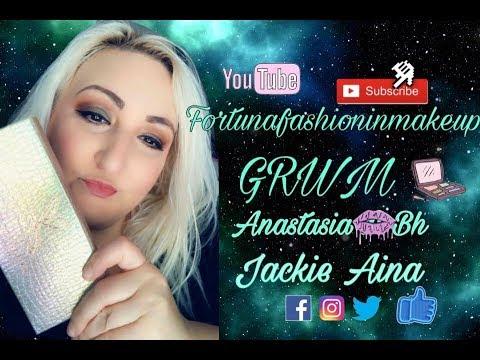 GRWM ANASTASIA BH JACKIE AINA😍👍🌸🔝 thumbnail