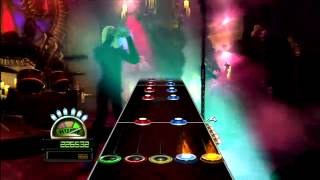 Guitar Hero World Tour : System Of A Down -B.Y.O.B. - Expert -100%