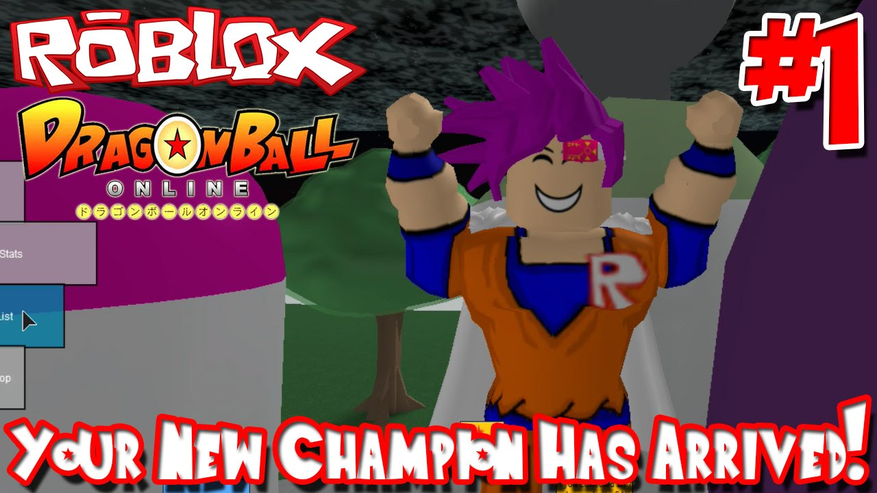 A new champion has arrived