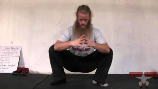 Full Body Warm Up Routine for Powerlifters, Strongmen, and Olympic Weightlifters