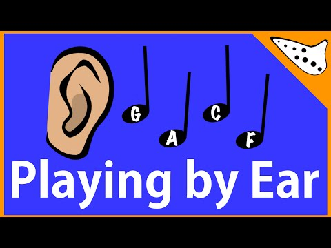 How to Play Music by Ear (Pitch Recognition) || OcTalk - Ocarina Tutorial