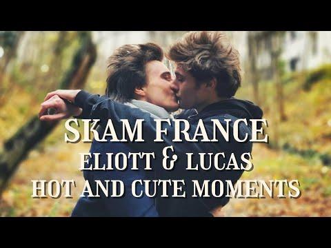 SKAM France Eliott Et Lucas CUTE And HOT Moments ║ Court Métrage GAY : L'histoire D'un Regard 🏳️🌈