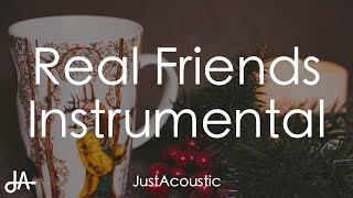 Real Friends - Camila Cabello (Acoustic Instrumental)