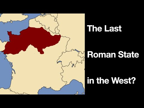 Mysteries of History: Franks, Romans, & the Kingdom of Soissons