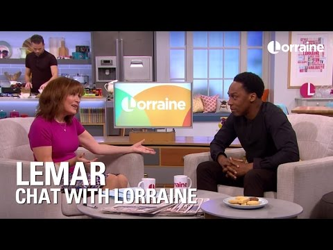 Lemar | Chat with Lorraine (Full Interview)