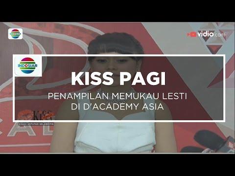 Penampilan Memukau Lesti Di D'Academy Asia - Kiss Pagi 24/12/15