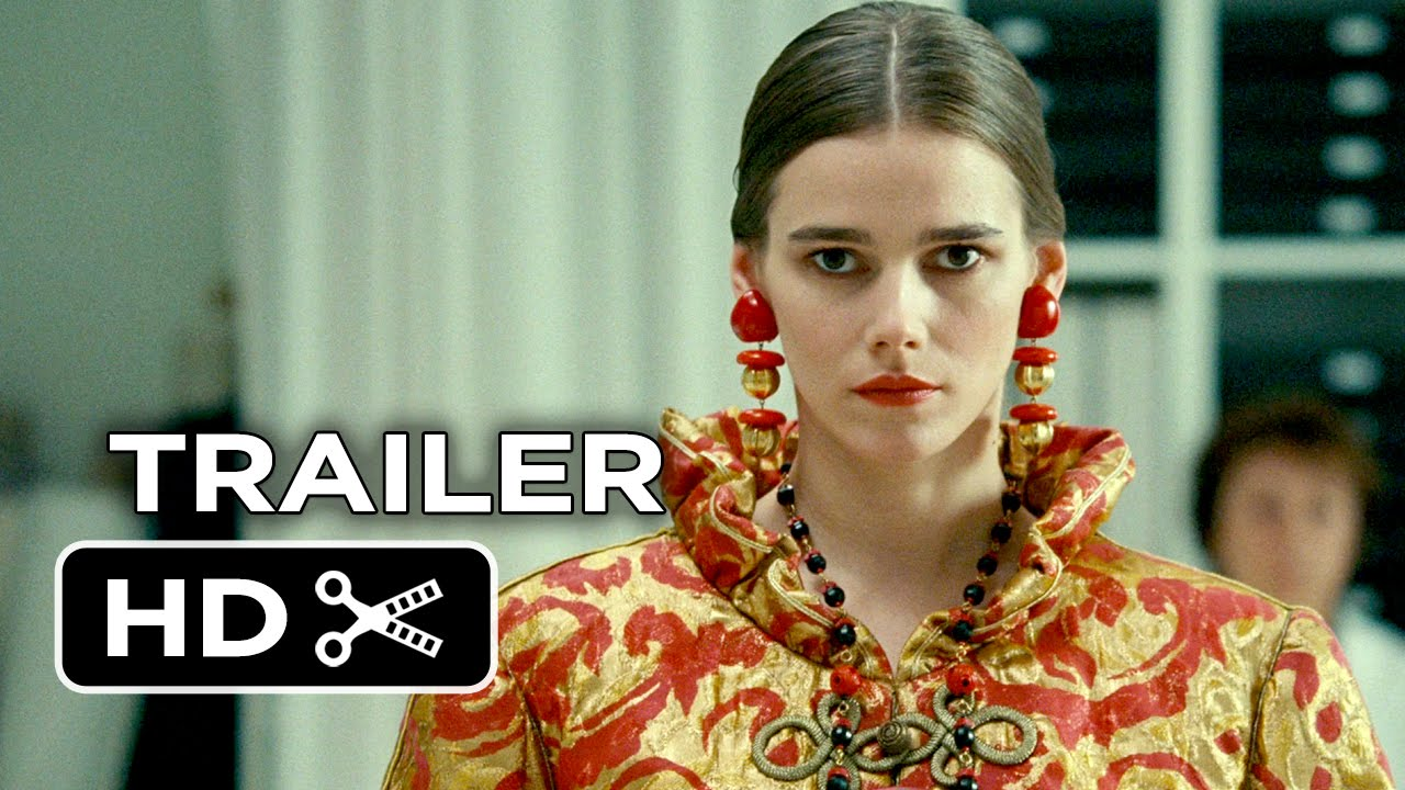 Saint Laurent Official US Release Trailer (2015) - Yves Saint Laurent Biopic HD
