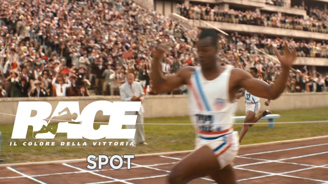 Race il colore della vittoria spot 15 youtube for Race il colore della vittoria