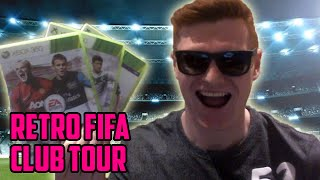 RETRO FIFA CLUB TOURS | FIFA 12, 13 & 14!!!