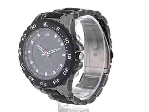 u s polo assn sport mens us8170 black and gunmetal ana digi u s polo assn sport mens us8170 black and gunmetal ana digi bracelet watch watches