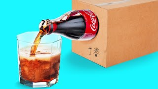 DON'T THROW OLD BOXES AWAY! || 30 Genius DIYS From Cardboard