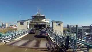 Veerboot Ferry Boat Fähre Den Helder ~ Texel TESO Bootdienst 06 2017