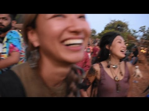 Goa India Psytrance Party, Jungle Calling 2017, at Origens