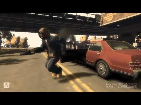 GTA IV - Good bye, suckers! (Rockstar Games Social Club)
