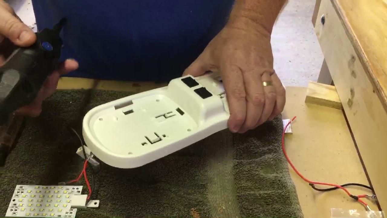 Installing Led Lights Into Your Original Rv Bulb Fixtures