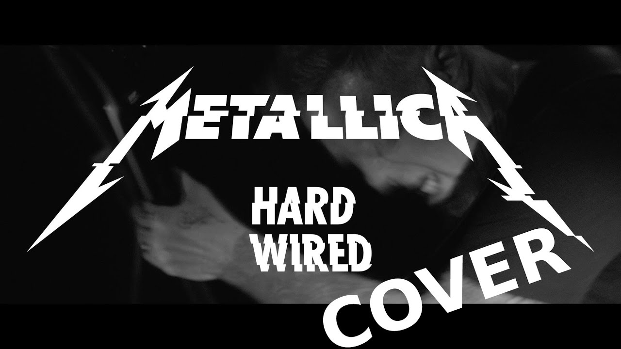 Metallica - Hardwired (Cover) (Rhythm Track) HD Best Quality - YouTube