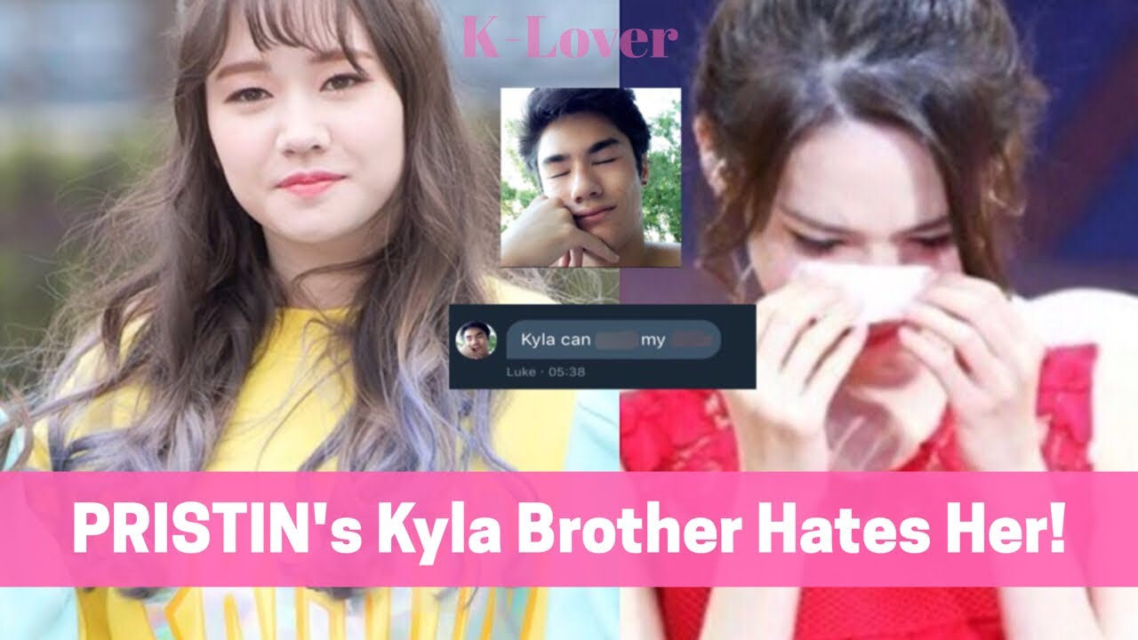 """Download PRISTIN Kyla's Brother Hates Her!! """"She can...."""""""