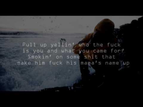 "Xavier Wulf - ""Cold Front"" (LYRICS)"