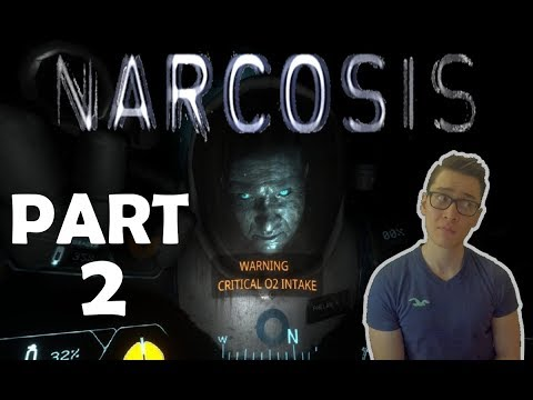 VR Horror - Narcosis - Kissing sexy Fish - Part 2