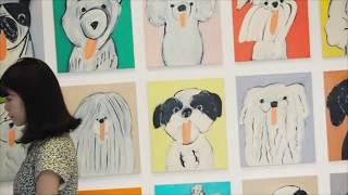 【台湾展示】安藤智 個展「DOG DOG DOG DOG」