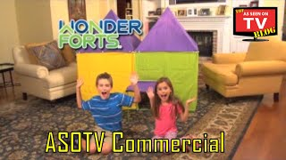Wonder Forts As Seen On Tv Commercial Buy Wonder Forts As Seen On Tv Pillow Fort And Blanket Fort