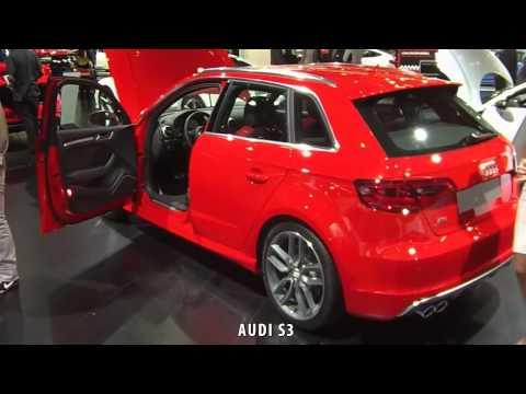Johannesburg Motor Show Audi Virtual Video Walk Through