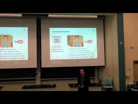 Dr. Louis-Philippe Morency: Modeling Human Communication Dynamics