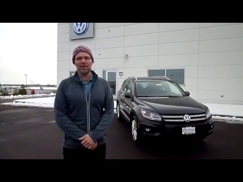Vw Of Duluth >> 2016 Volkswagen Tiguan Vw Of Duluth