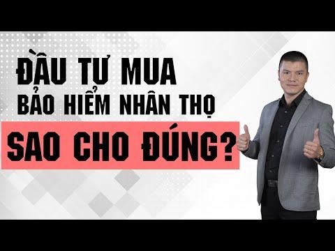 Hiểu về BẢO HIỂM NHÂN THỌ - Mua BẢO HIỂM NHÂN THỌ sao cho đúng | Phạm Ngọc Anh - Mr Why