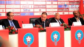 Hesport.com: Badou Zaki Annoncé Sélectionneur National de l'équipe A