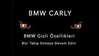 BMW CARLY Kodlama Gizli Özellikleri Aktif Etmek E60 E90 F10 F16 F22 F30 G30
