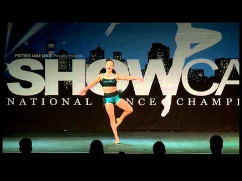 Olivia Osborne Showcase Nationals 2013 Pink Elephant
