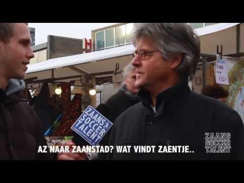 Zaans Soccer Talent: AZ naar Zaanstad? Wat vindt Zaentje...