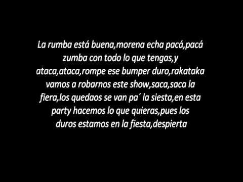 Daddy Yankee-Ven conmigo(Letra)