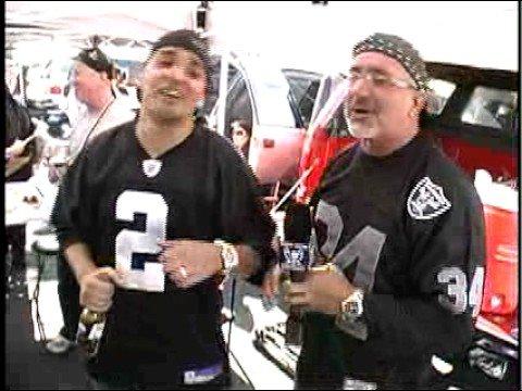Broncos @ Raiders - 2008 Season Home Opener