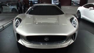 Luxury cars stun at India's Auto Expo
