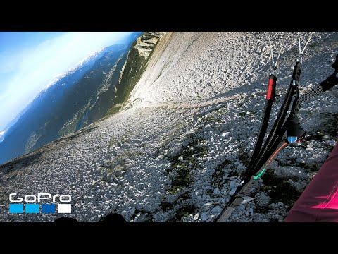 GoPro Awards: Speedflying the Alps in 4K