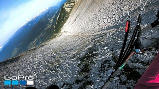 GoPro Awards: Speedflying the Alps in 4K