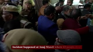 Delhi Anaj Mandi fire: Trying to provide best possible medical care to injured, says Harsh Vardhan
